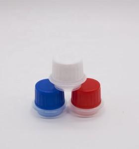 plastic cap for vial lubricating oil plastic bottle screw cap