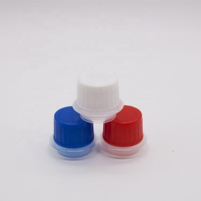 plastic cap for vial lubricating oil plastic bottle screw cap