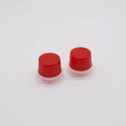 Factory price motor brake oil packaging cap plastic