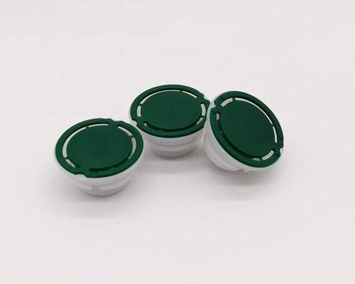 32 mm plastic pull plug cap,plastic pour spout cap for can