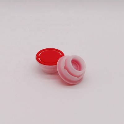 Hot sell in India 32mm plastic snap closures/lids/caps