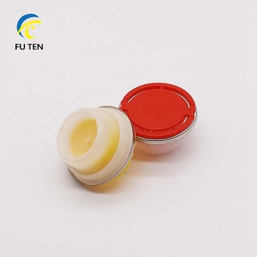 Guangzhou manufacturer 42mm plastic lids,bottle caps,closure for empty oil can 1L 4L
