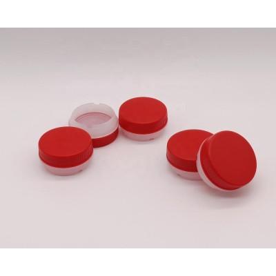 Food quality plastic screw caps for essential oil bottles