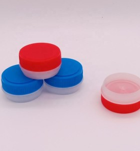 plastic thread protect cap aerosol can screw top lid