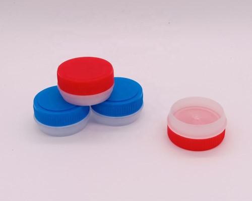 plastic thread protect cap aerosol can screw top lid