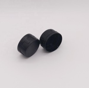 38mm 42mm Screw cap plastic engine oil lubricant bottle caps