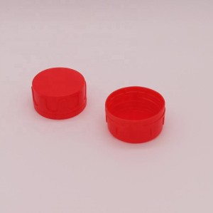 China supplier dust proof plastic screw cap with good sealing
