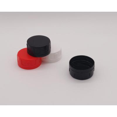 Guangzhou factory wholesale plastic jerry can cap/engine oil bottle screw caps