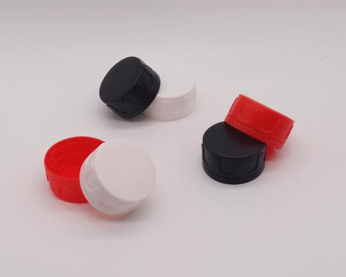 Free sample plastic PP cap/lids/closures/cover for engine oil jerry can