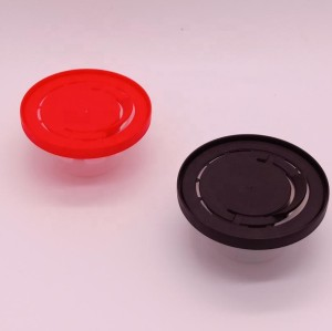 62mm Plastic spout for round engine oil metal barrel 18L