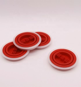 China manufacturer screw plastic caps stretch cap for engine oil metal can 18L