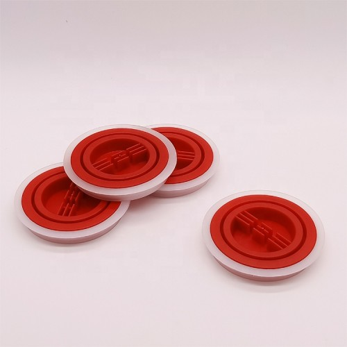 China manufacturer screw plastic caps stretch cap for engine oil metal can 18L