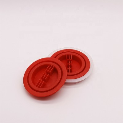 68mm 69mm Round engine oil can plastic spout in stock