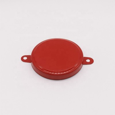 2 inch and 3/4 inch steel drum cap seals