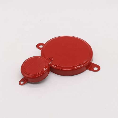 55 gallon oil drum use tamper proof metal cap seal