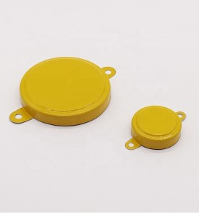 200L drum caps seals metal cap seals