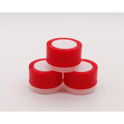 Guangzhou factory wholesale 25.4mm plastic childproof cap for tin bottle