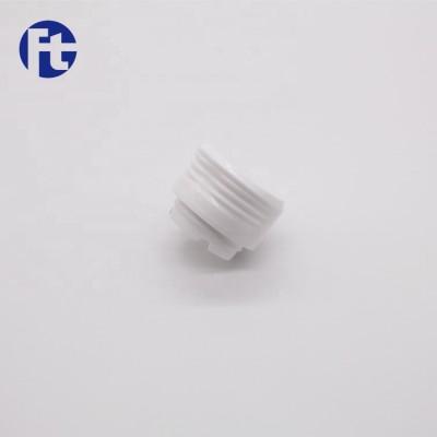 Olive oil bottle plastic pourer/plastic cap