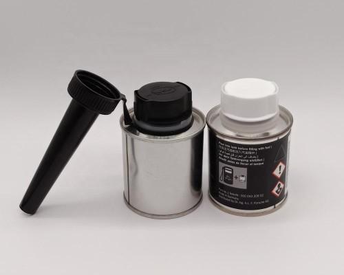 32mm Plastic PE oil spout cap gasoline additive can caps
