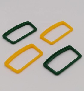 Wholesale first grade PE material handle for tin box/metal tin can