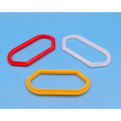 hot sale PE plastic handle for 10L rectangular metal tin can