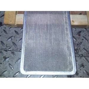 Customized Round Strip Meltblown Cloth Spinneret Stainless Steel Filter