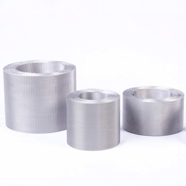 Best-selling 150 micron stainless steel filter wire mesh screen