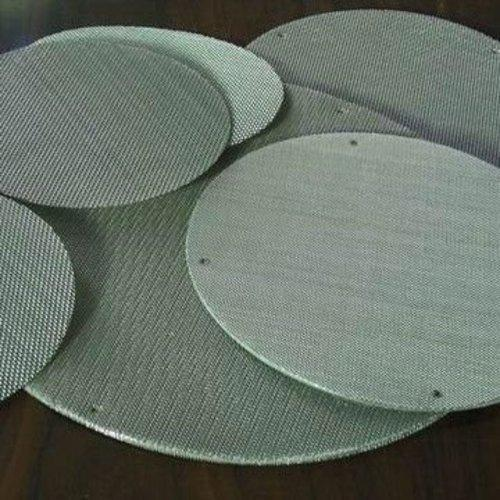 Customized Round Strip Meltblown Cloth Spinneret Stainless Steel Filter