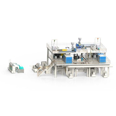 Sales of SMS Composite Nonwoven Line