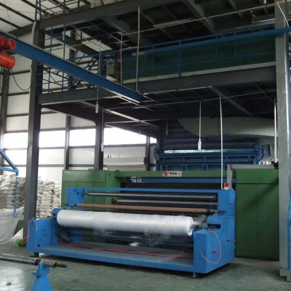 Custom SMMS Composite Nonwoven Line