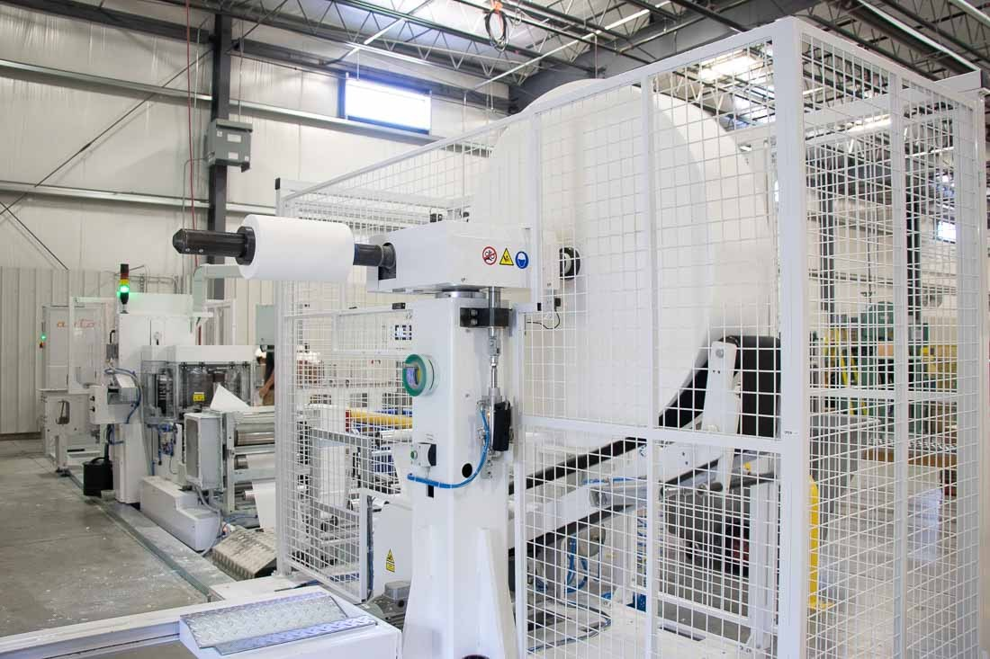the six production process adjustment methods of the meltblown non-woven fabric machine
