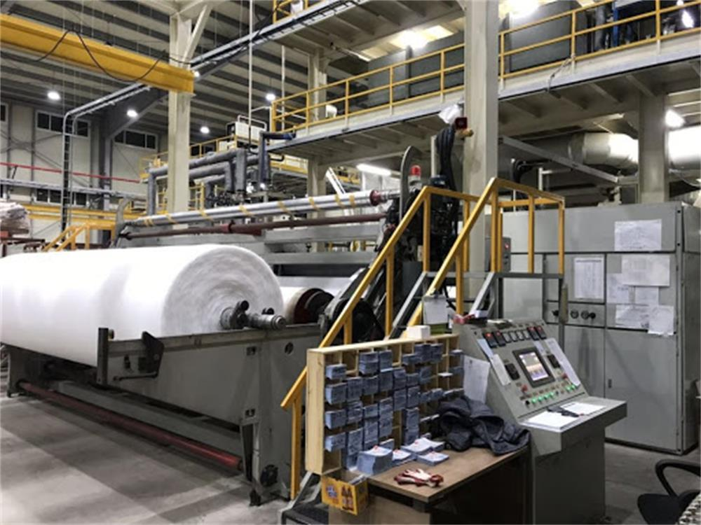 the six cleaning steps of the melt-blown nonwoven fabric machine