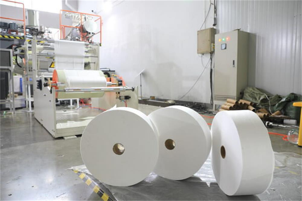 three adjustment processes of the meltblown nonwoven production line
