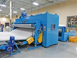 The Components and Process Flow of Spunbond Non-woven Machine