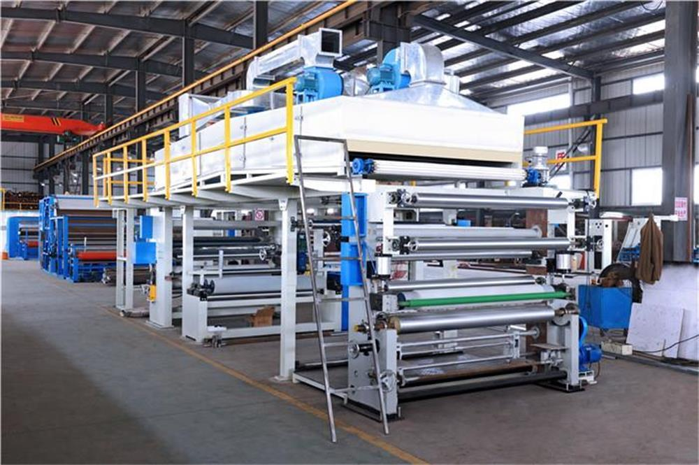 the advantages and precautions of spunbond non-woven production line operation