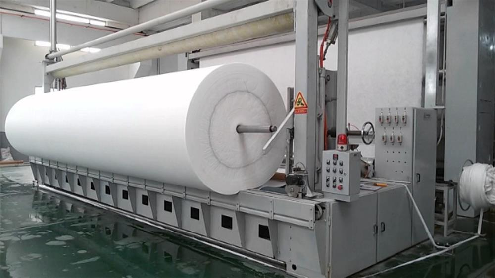 the precautions for using the spunbond non-woven fabric machine