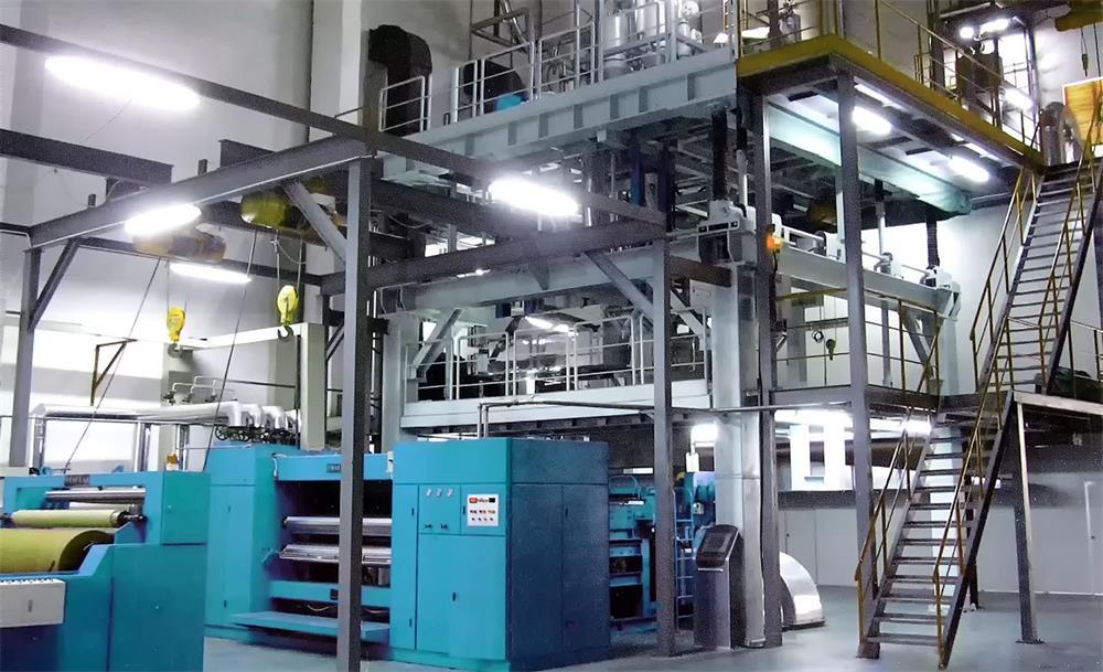 safe operating procedures of the spunbond non-woven production line