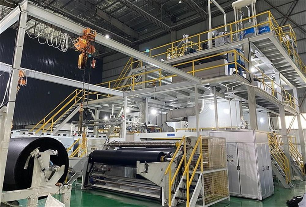 the daily maintenance method of spunbond non-woven machines