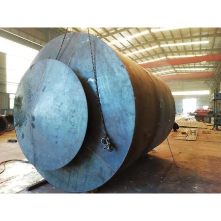Protection de l'environnement et soufflet d'incinérateur de dispositif de dépoussiérage de structure métallique à économie d'énergie
