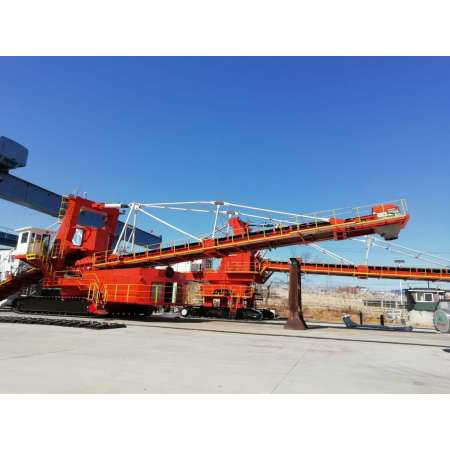 Professional design and supply of multi environment full bucket wheel hydraulic excavator