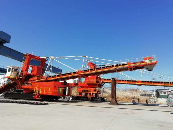 Professional design and supply of multi environment full bucket wheel hydraulic excavator
