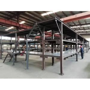 Étagère sûre et stable de rack de stockage en acier de soudage