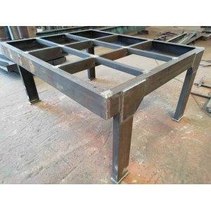 Convient pour l'atelier, l'équipement, la table de travail de structure métallique d'entrepôt