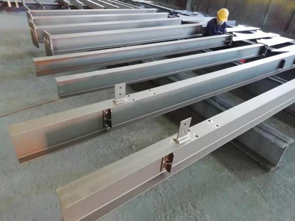 プラットフォーム接続カラムと機器プラットフォーム用の高品質鋼製カラムとビーム