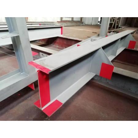梁と柱を運ぶ鋼構造物を構築するためにカスタマイズされた高強度構造用鋼