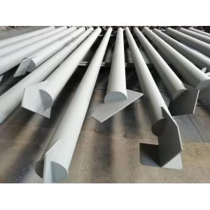 Professional production of steel structure construction welding column, beam support fixed parts