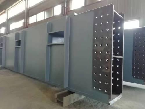 工場メーカーカスタム耐久性のあるボックスビーム鋼構造溶接継手