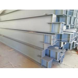 Poutres et colonnes à ossature d'acier en béton avec des structures ennuyeuses de différentes sections transversales.