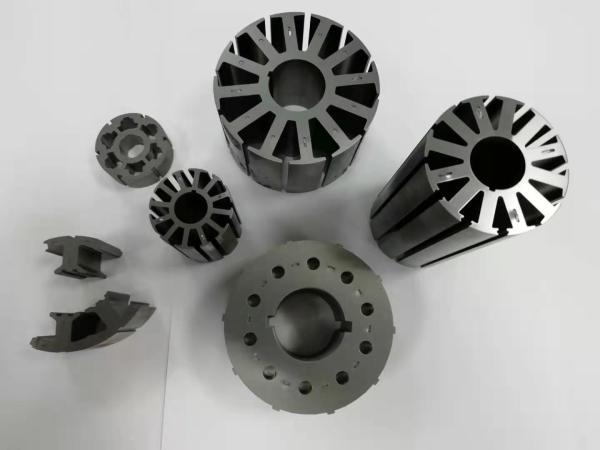 CNCワークのけい素鋼板の製造