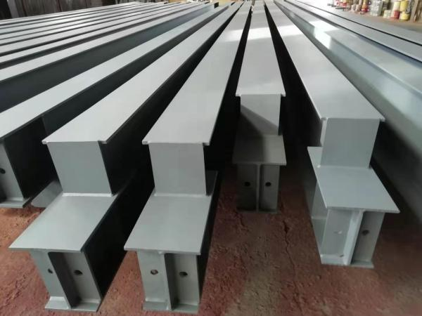 Professional processing of high hardness welded steel structure platform